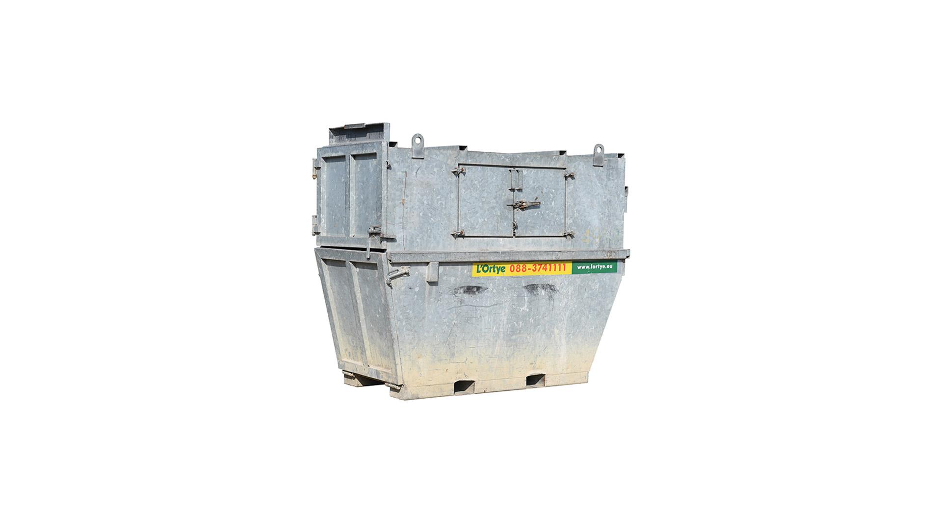 Container 4 m³