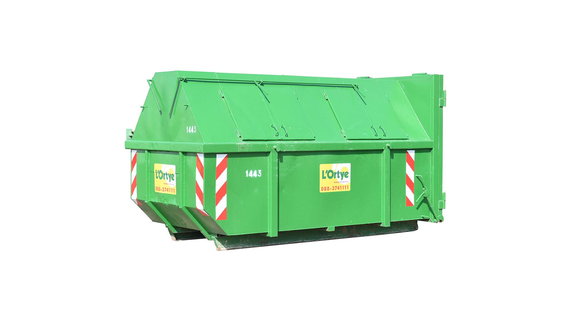 Container 9 m³