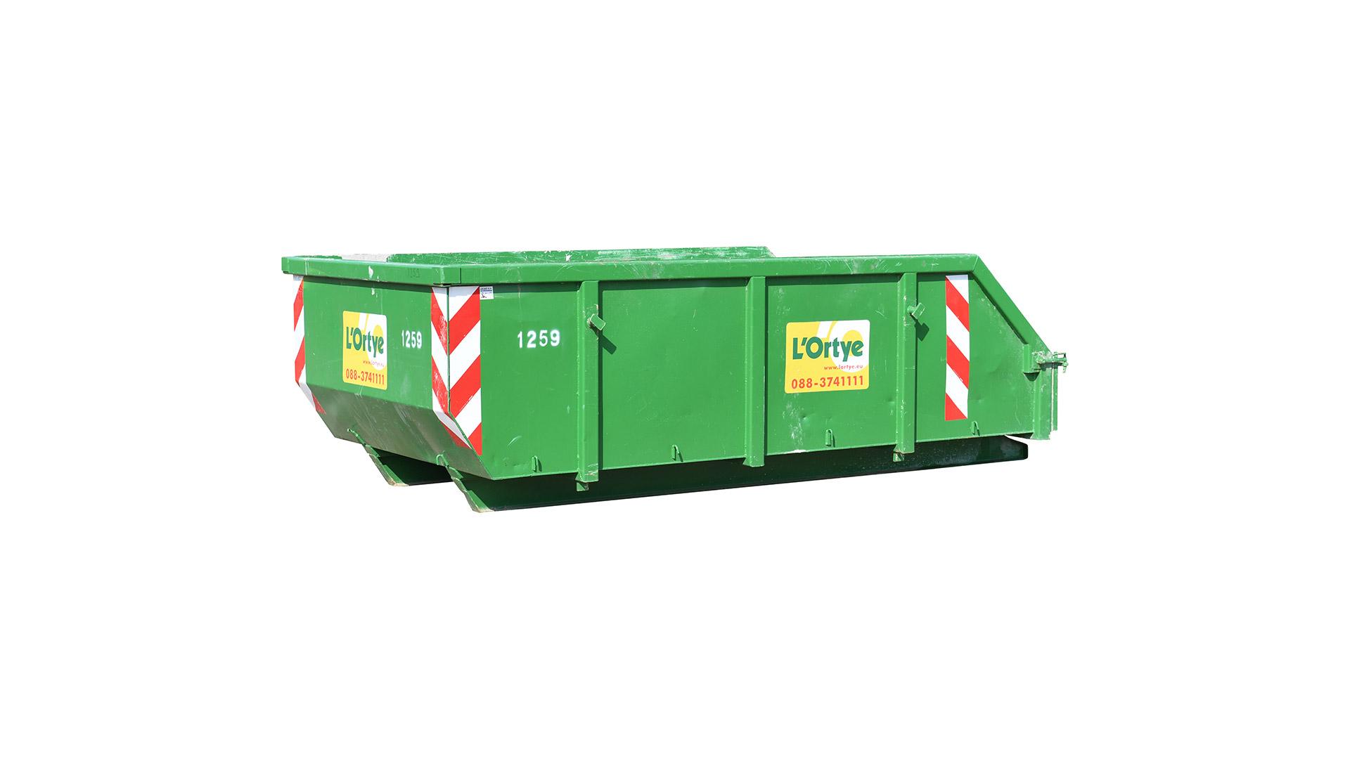 Container 6 m³