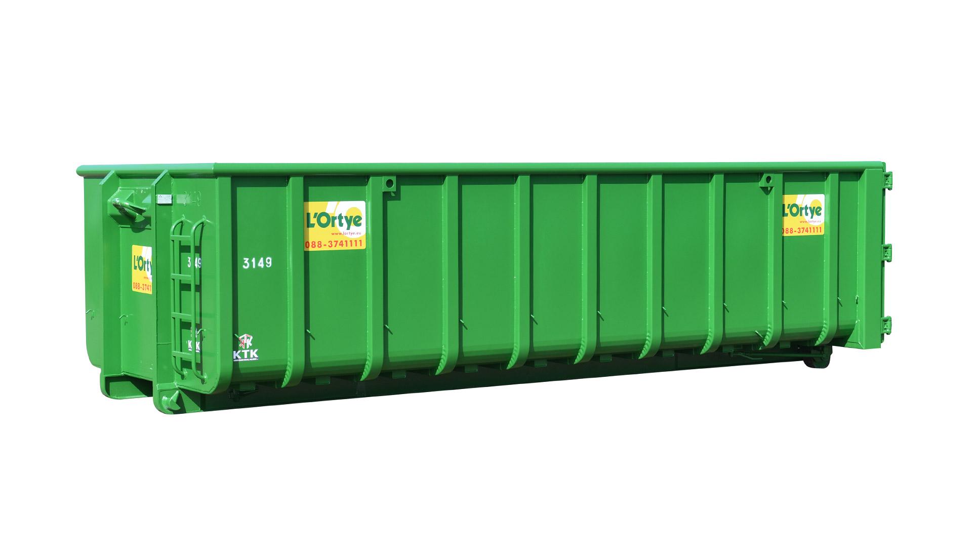 Container 20 m³
